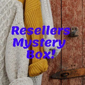 Sweaters - Resellers Women's SWEATER Box! 5lbs of SWEATERS!